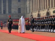 UAE Crown Prince  Sheikh Mohamed bin Zayed Al Nahyan