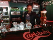 Carlsberg says it is now profitable, and India's second-largest beer company