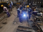 IIP contracts for second straight month in December
