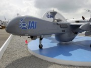 Israel India defence ties IAI