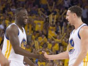 Draymond Green, Klay Thompson