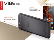 Lenovo Vibe K5 vs Micromax Canvas Fire 5