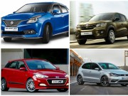 Top 6 hatchbacks to look forward to in this festive season