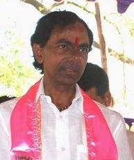 Kalvakuntla Chandrasekhar Rao