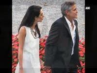 Clooney Amal Alamuddin secretly honeymooning in 5m pound Britain mansion