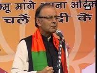 Arun Jaitley says BJP can change Kashmir's fate
