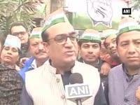 AAP-BJP will surely merge, says Congress' Ajay Maken