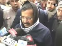 Kejriwal leaves to file his nomination, appeals people to pray for AAP victory