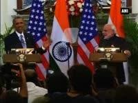 Security tightened at Siri Fort Auditorium as US President Obama all set to address gathering