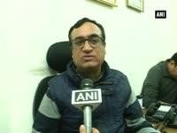 Ajay Maken ready to take responsibility for Congress loss in Delhi Assembly Polls