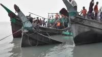 Bangladesh ferry capsizes