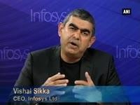 Infosys posts higher-than-expected profit, keeps annual sales growth outlook