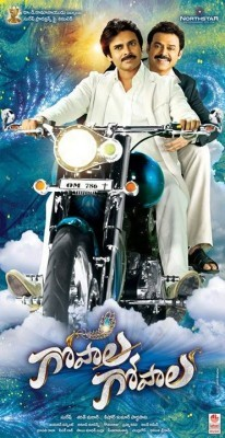 'Gopala Gopala' Set For Grand Release on 10 January: Advance Ticket Booking in Full Swing