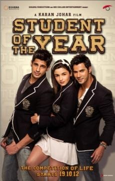 """""""Student of the Year' new poster. (Twitter)"""