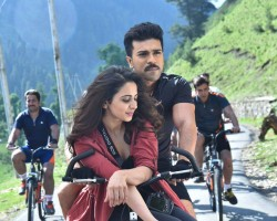 Dhruva is an upcoming Telugu movie directed by Surender Reddy and Music composed by Hiphop Tamizha. Starring Ram Charan, Rakul Preet Singh and Aravind Swamy in the lead role.