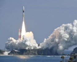 Japan successfully launched a satellite on Friday, to track land and maritime movements in North Korea and conduct surveys on the weapons program of the rogue state, a media report said. The H-2A rocket was launched at 10.20 a.m. local time from the Tanegashima base in the southeast of Japan, Efe news reported. The mission is a cooperation between the Japan Aerospace Exploration Agency (JAXA) and aerospace manufacturer Mitsubishi Heavy Industries, which has been involved in the field since it was privatised in 2007.