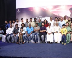 Tamil movie Power Paandi trailer launch event held in Chennai. Celebs like Dhanush, Rajkiran, Prasanna, Sean Roldan, Vinod Kumar and others graced the event.