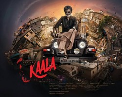"""Superstar Rajinikanth's next Tamil film, to be produced by his son-in-law Dhanush, has been officially titled """"Kaala Karikaalan"""". Actor Dhanush unveiled the film's title and first-look poster on Thursday. Sharing the poster on his Twitter page, Dhanush wrote the film is titled """"Kaala Karikaalan"""". The title was released in English, Tamil, Telugu and Hindi."""