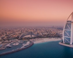 Burj Al Arab has been voted the 'Best hotel in the World' at the Telegraph's ULTRA awards in London.  Every year the readers of 'The Telegraph's luxury travel magazine Ultratravel are invited to nominate their favourites in the world of luxury travel.