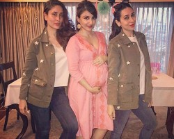 Soha Ali Khan's Baby Shower: Kareena Kapoor Khan, Karisma Kapoor, Konkona Sen, Neha Dhupia Joins the celebrations.