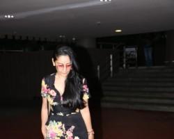 Sanjay Dutt wife Manyata Dutt spotted at Chhatrapati Shivaji Maharaj International airport.