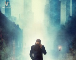 """Makers of 'Saaho' unveil first look poster of the film on Prabhas' birthday. Encashing the actors pan India appeal, the makers have launched the first poster from the film as a treat to Prabhas' fans across the country. Earlier, makers of Baahubali too had presented the first look poster of Baahubali : The Conclusion on the occasion of Prabhas' birthday, and the makers of Saaho further this tradition. Saaho's first look poster showcases a mysterious Prabhas donning a mask covering his face that serves as a perfect tease to the masses. Against the backdrop of skyscrapers and a crime scene like set up, Prabhas is seen leading a poised walk. The mystique poster further raises anticipation levels by keeping the viewer guessing about Prabhas' character and the genre of the film. Prabhas took to social media to share the teaser poster of 'Saaho' and express gratitude for wishes pouring in for his birthday, he wrote, """"A BIG Thanks for all the wishes and love. Here is a glimpse of Saaho especially for you guys."""" Six months after delivering India's Biggest Blockbuster, Prabhas is back with his upcoming trilingual 'Saaho'."""