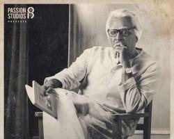Vijay Sethupathi is looking stunning in Seethakathi first look poster, directed by Balaji Tharaneetharan. The poster is released on Makkal Selvan Vijay Sethupathi's birthday.