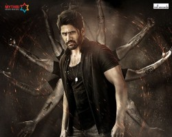 Check out first look poster of Telugu movie Savyasachi starring Naga Chaitanya, R Madhavan and Nidhi Agarwal in the lead role.