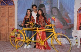 Launch of Colors new show Dil Se Dil Tak at baunglow 9.