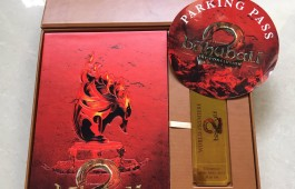 Baahubali 2 premiere invites are as grand as SS Rajamouli's film in Mumbai on 27 April.