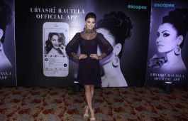 model-actress-urvashi-rautela-wednesday-launched-her-own-app-named-after-her-she-says-app-will