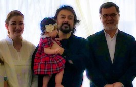 singer-composer-adnan-sami-along-his-wife-roya-daughter-medina-met-afghanistan-vice-president