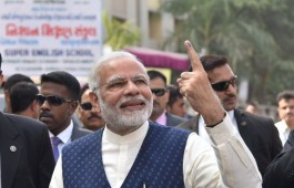 prime-minister-narendra-modi-thursday-cast-his-vote-second-phase-gujarat-assembly-elections