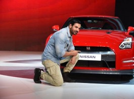 In an attempt to accelerate its sales in India, Nissan Motor India Ltd on Thursday announced actor John Abraham as its new brand ambassador.