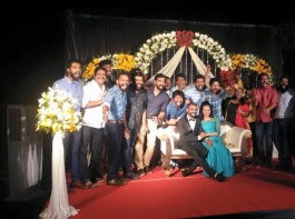 Music composer Rajesh Murugesan got married in a private ceremony attended by his friends and family on Sunday, May 8.