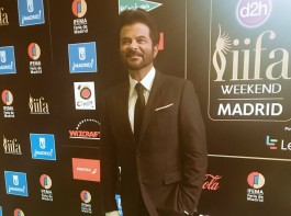 The 17th edition of the International Indian Film Academy (IIFA) gala here kicked off with much fanfare and aplomb.