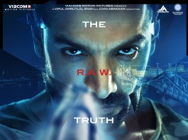 The makers of Force 2 unveiled the first poster of the film and it has left us wanting more! The poster,  showcases lead protagonist John Abraham with a loaded gun,  all ready to shoot.