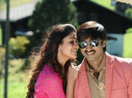 South Indian Actor Gopichand and Actress Nayanthara starrer new Telugu movie under B Gopal Direction. Music composed by Mani Sharma. Prakash Raj and Kota Srinivasa Rao appear in the supporting role.