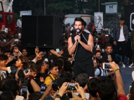 Photos of Bollywood actor Shahid Kapoor during the launch of Abof (all about fashion) an online one-stop fashion portal for apparel, footwear and accessories for men and women.Photos of Bollywood actor Shahid Kapoor during the launch of Abof (all about fashion) an online one-stop fashion portal for apparel, footwear and accessories for men and women.
