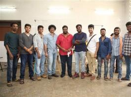 Imaikkaa Nodigal movie launch event held at Chennai. Celebs like C. J. Jayakumar, R. Ajay Gnanamuthu, R. D. Rajasekhar, Pattukkottai Prabakar, Bhuvan Srinivasan and others graced the event.
