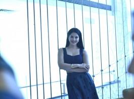 Bollywood actress Sunny Leone Photoshoot for Exhibit Magazine.