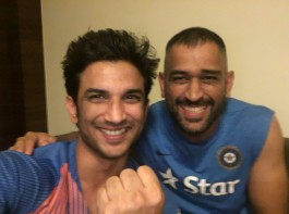 Actor Sushant Singh Rajput, who played the title role in cricket star Mahendra Singh Dhoni's biopic named