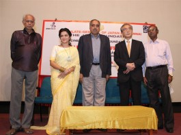 Photos of Inauguration of Chennai Japan Film Festival 2016. Celebs like Television anchor Divyadarshini (DD), Mr. Seiji Baba (Consul-General of Japan, Chennai), Ramakrishnan (ICAF), Sivan Kannan (ICAF), E Thangaraj (ICAF) and others graced the event.
