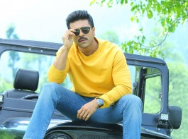 Actor Ram Charan, who plays an Indian Police Service officer in upcoming Telugu actioner