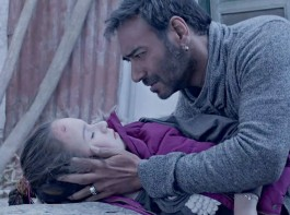 Shivaay is a Bollywood action drama film directed and produced by Ajay Devgn and Sunil Lulla. Starring Ajay Devgn and Sayesha Saigal in the lead roles, Ali Kazmi, Jabbz Farooqi, Aakash Dabhade, Bijou Thaangjam, Vir Das, Erika Kaar and Abigail Eames appear in supporting roles. Cinematography handled by Aseem Bajaj and film edited by Dharmendra Sharma.
