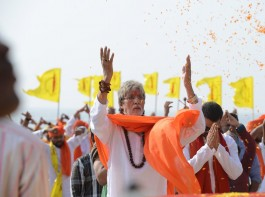 Megastar Amitabh Bachchan has sung a Ganesh aarti song for the upcoming film
