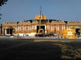 Gali Janardhan Reddy's daughter wedding: A sneak peek into Vijayanagara empire Set.