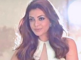 South Indian actress Kajal Aggarwal's hot photoshoot for South Scope magazine.