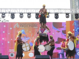 International Tech Park Bangalore (ITPB), Ascendas-Singbridge's flagship IT Park in India hosted ITPB Carnival 2016 at the Park's cricket ground. The first of its kind