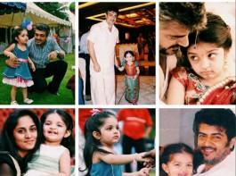 Happy Birthday Anoushka Kumar: Latest pictures of Thala Ajith's daughter.